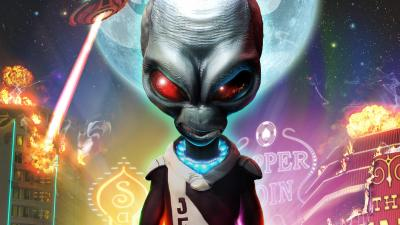 Destroy All Humans Artwork Wallpaper 71422