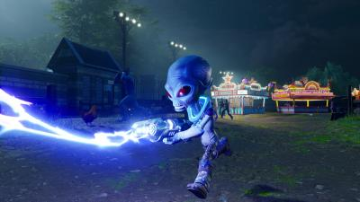 Destroy All Humans Widescreen Wallpaper 71424