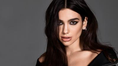 Dua Lipa Makeup Wallpaper 71620