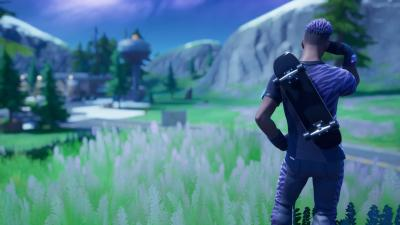 Fortnite Fade Desktop Wallpaper 71431