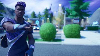 Fortnite Fade HD Wallpaper 71430
