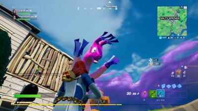 Fortnite Halloween Decorations Wallpaper 72097