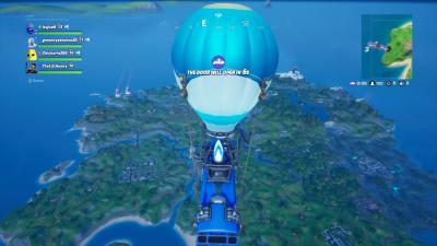 Fortnite Season 2 Chapter 2 Map Wallpaper 70717