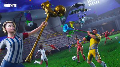 Fortnite Soccer Wallpaper 72521