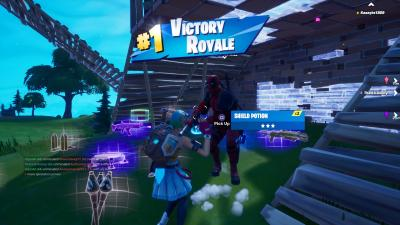 Fortnite Victory Royale HD Wallpaper 71208