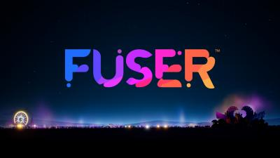 Fuser Logo Wallpaper 72551