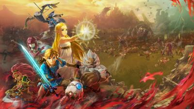 Hyrule Warriors Age of Calamity HD Wallpaper 72518