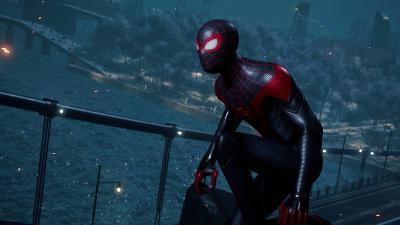 Marvels Spider Man Miles Morales Background Wallpaper 72399