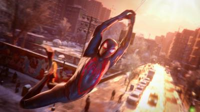 Marvels Spider Man Miles Morales Game Wallpaper 72408