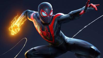 Marvels Spider Man Miles Morales Widescreen Wallpaper 72402