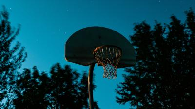 Outdoor Basketball Hoop HD Wallpaper 70055