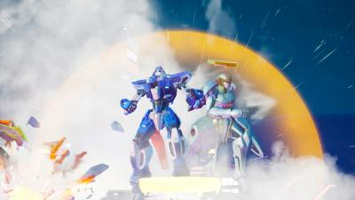 Override 2 Super Mech League Desktop Wallpaper 72555