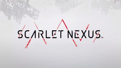 Scarlet Nexus Logo Wallpaper 72379