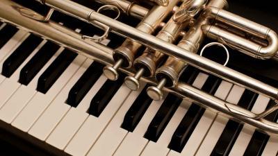 Trumpet Music Wallpaper 72340