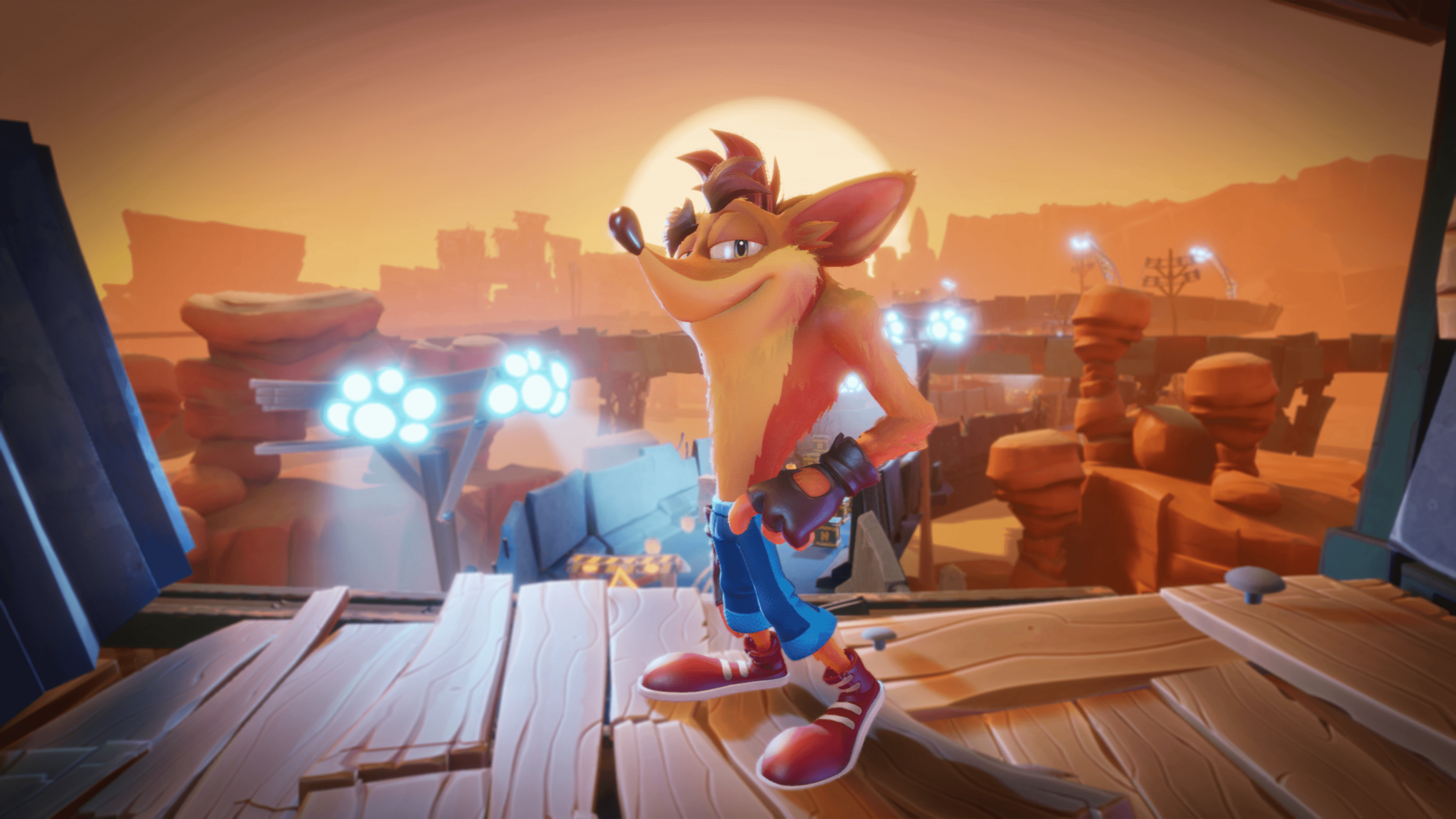 crash bandicoot 4 its about time background wallpaper 71942