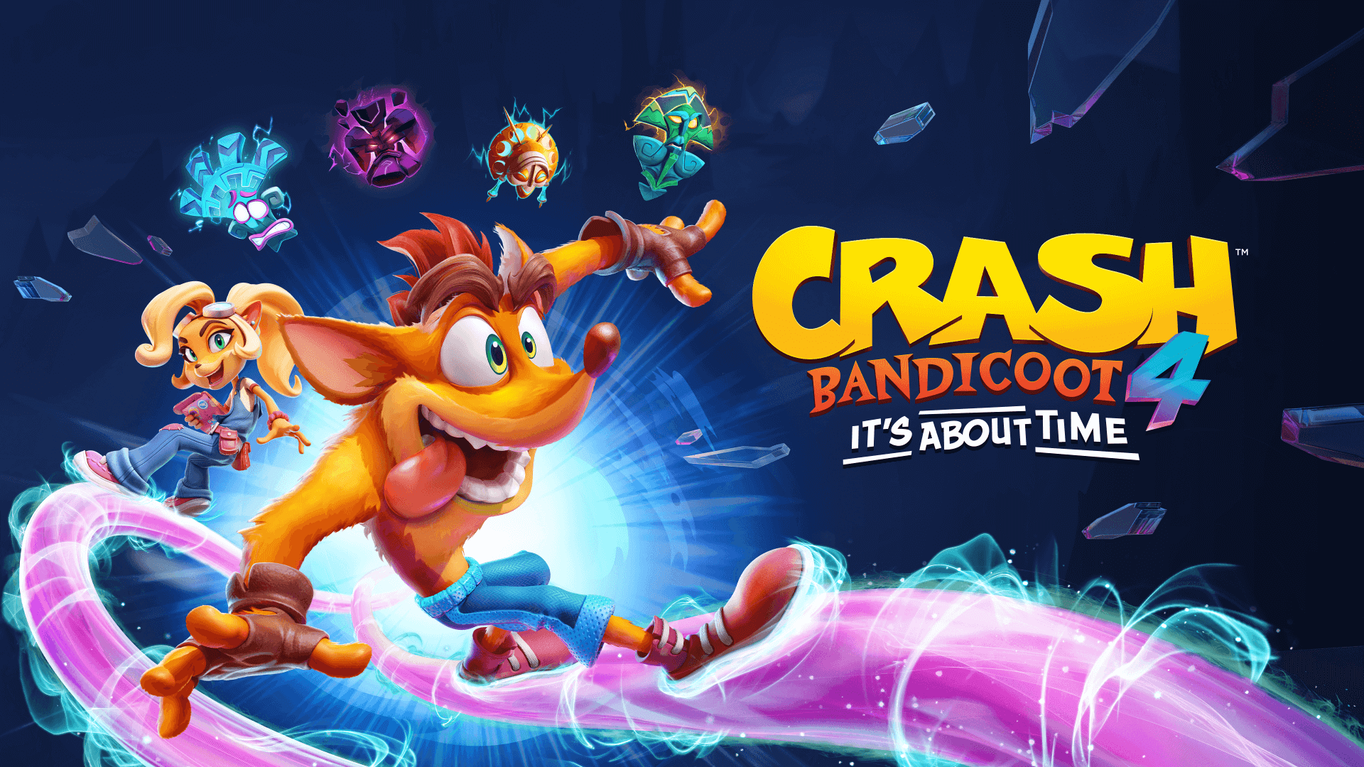 crash bandicoot 4 its about time game wallpaper 71960