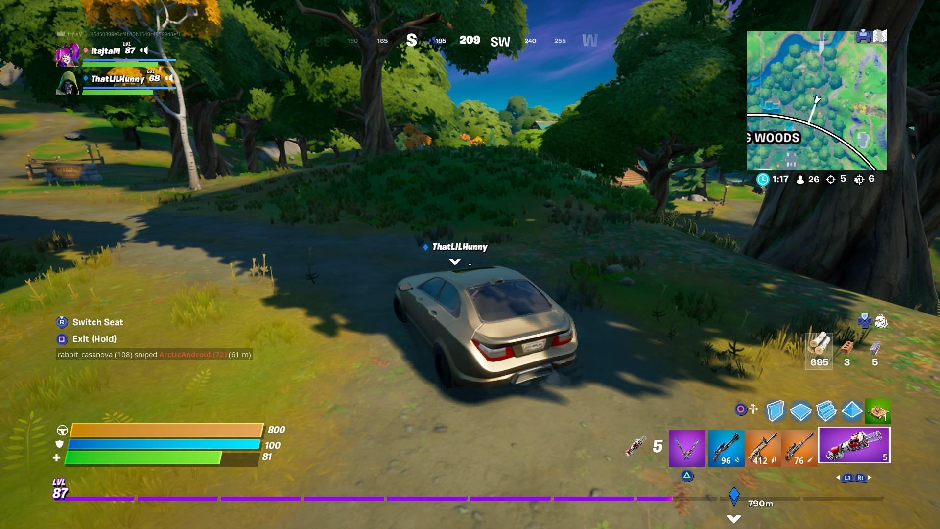fortnite driving wallpaper 72100