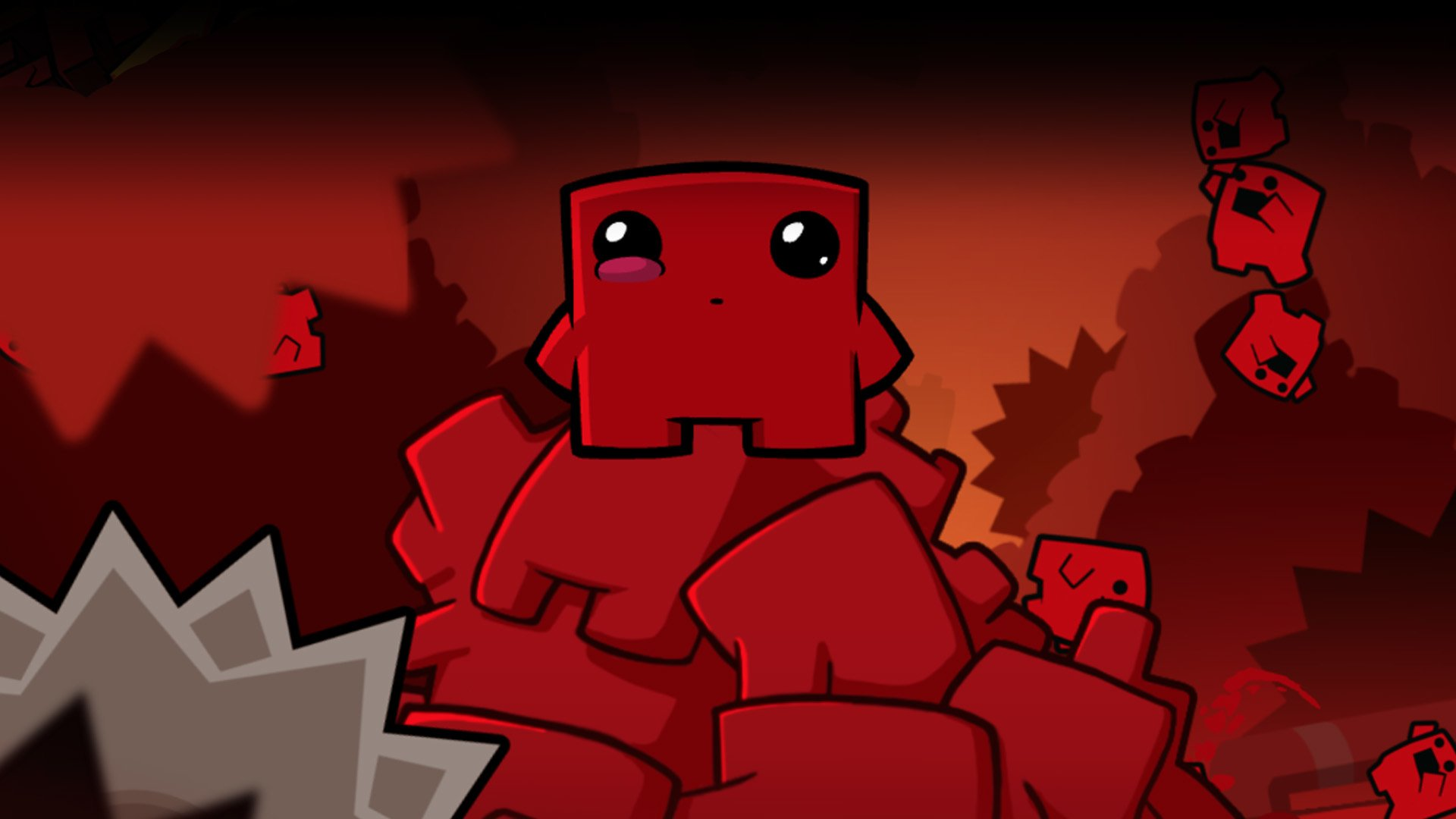 hd super meat boy forever wallpaper 72568