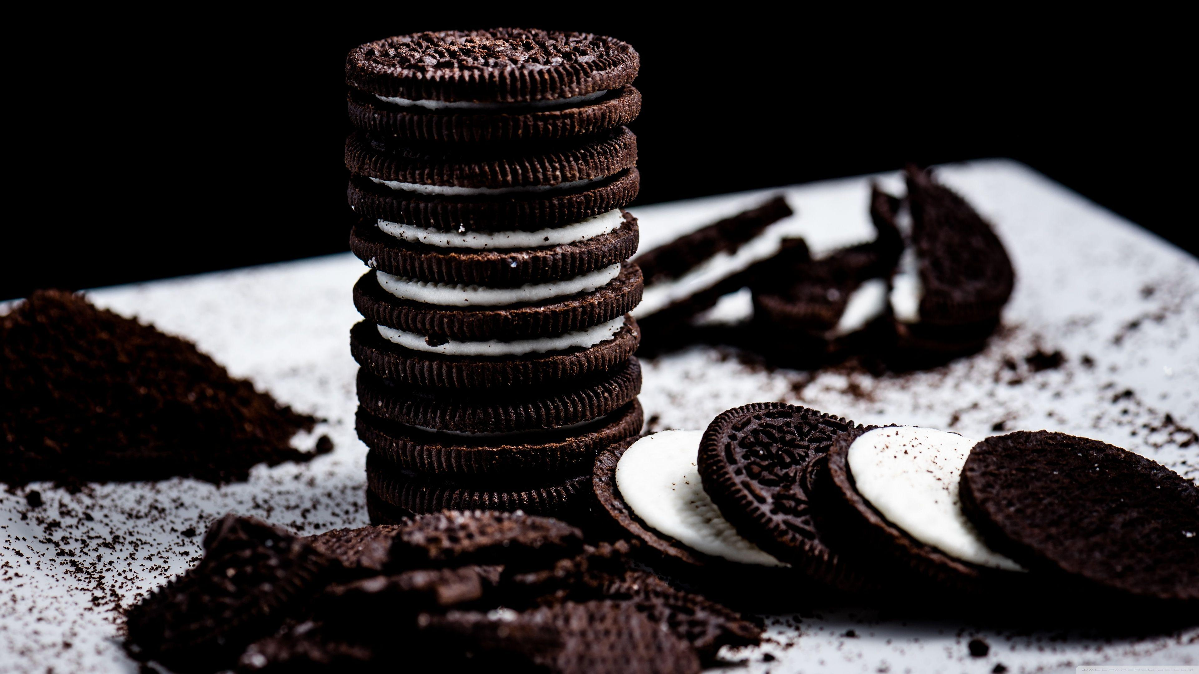 oreos hd background wallpaper 72623