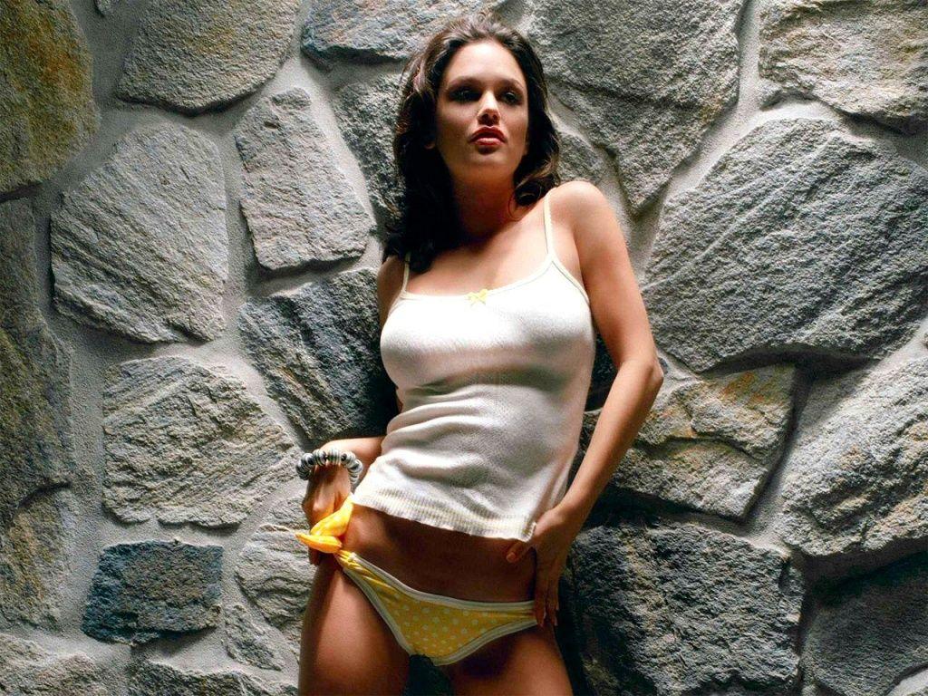 sexy rachel bilson wallpaper 72695