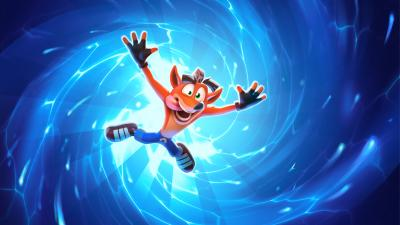 Crash Bandicoot 4 Its About Time Background Wallpaper 71962
