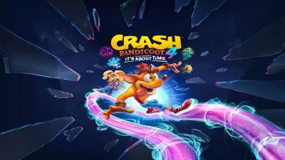 Crash Bandicoot 4 Its About Time Computer Wallpaper 71961