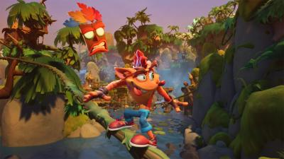 Crash Bandicoot 4 Its About Time Desktop Wallpaper 71959