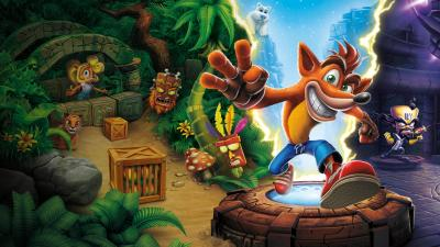 Crash Bandicoot 4 Its About Time HD Wallpaper 71941