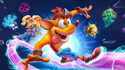 Crash Bandicoot 4 Its About Time HD Wallpaper 71951