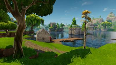 Fortnite Map Desktop Wallpaper 71937