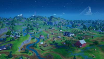 Fortnite Map HD Background Wallpaper 71936