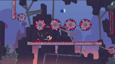Super Meat Boy Forever Wallpaper 72565
