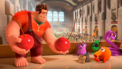 Wreck It Ralph HD Background Wallpaper 70686