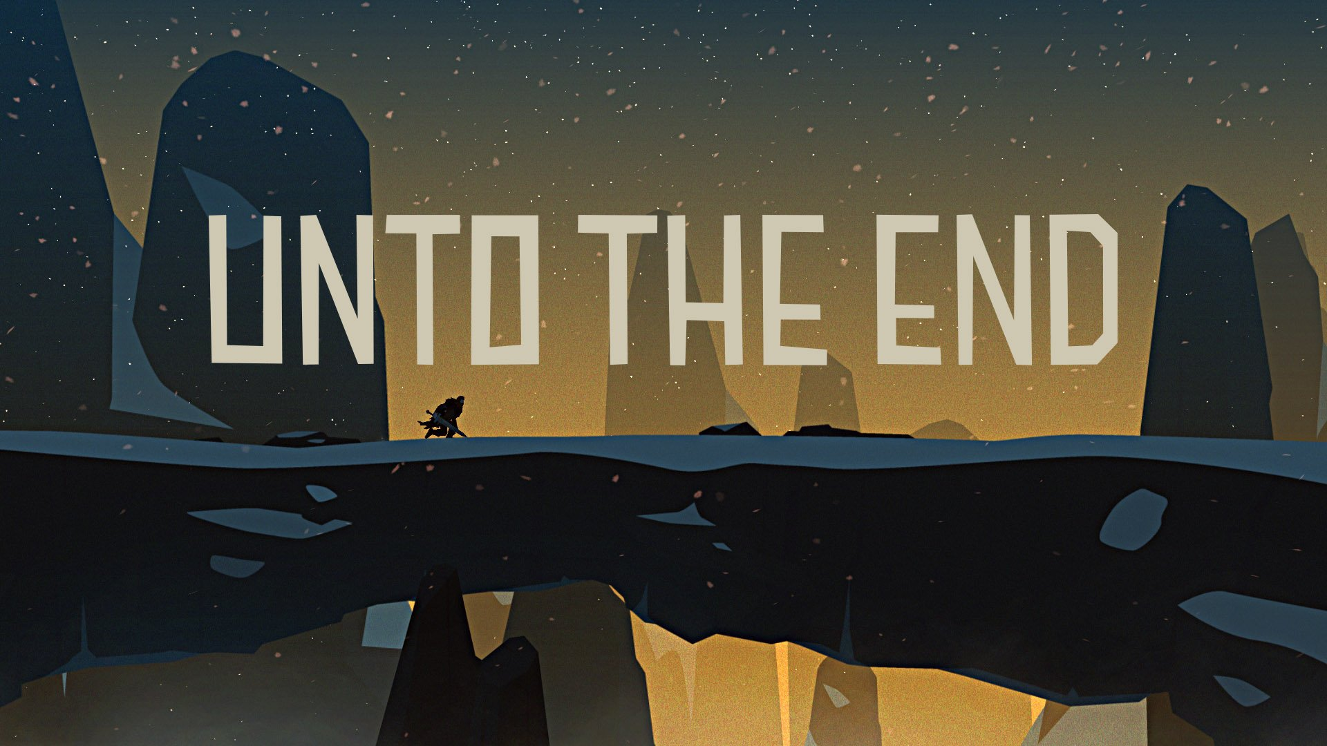 unto the end game hd wallpaper 72582