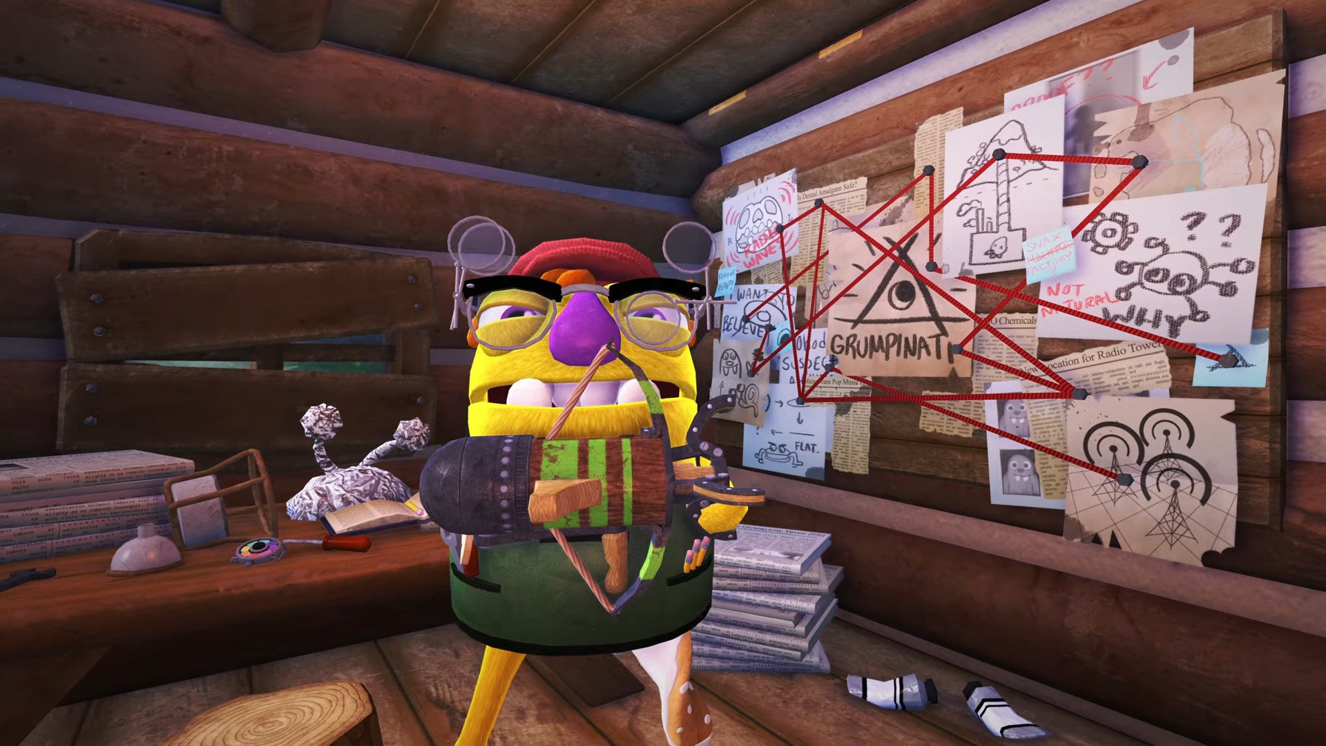 bugsnax gameplay wallpaper 72190
