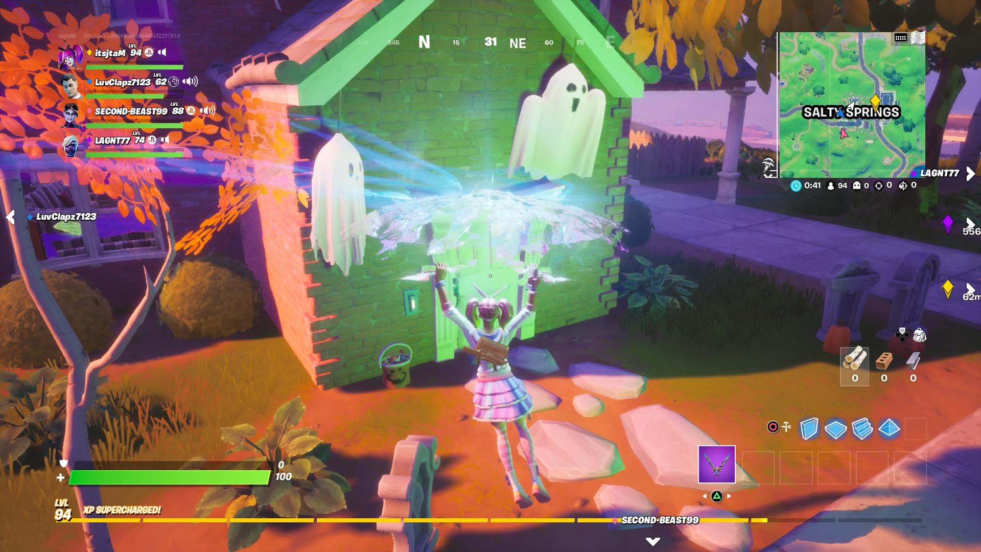 fortnite halloween wallpaper 72121