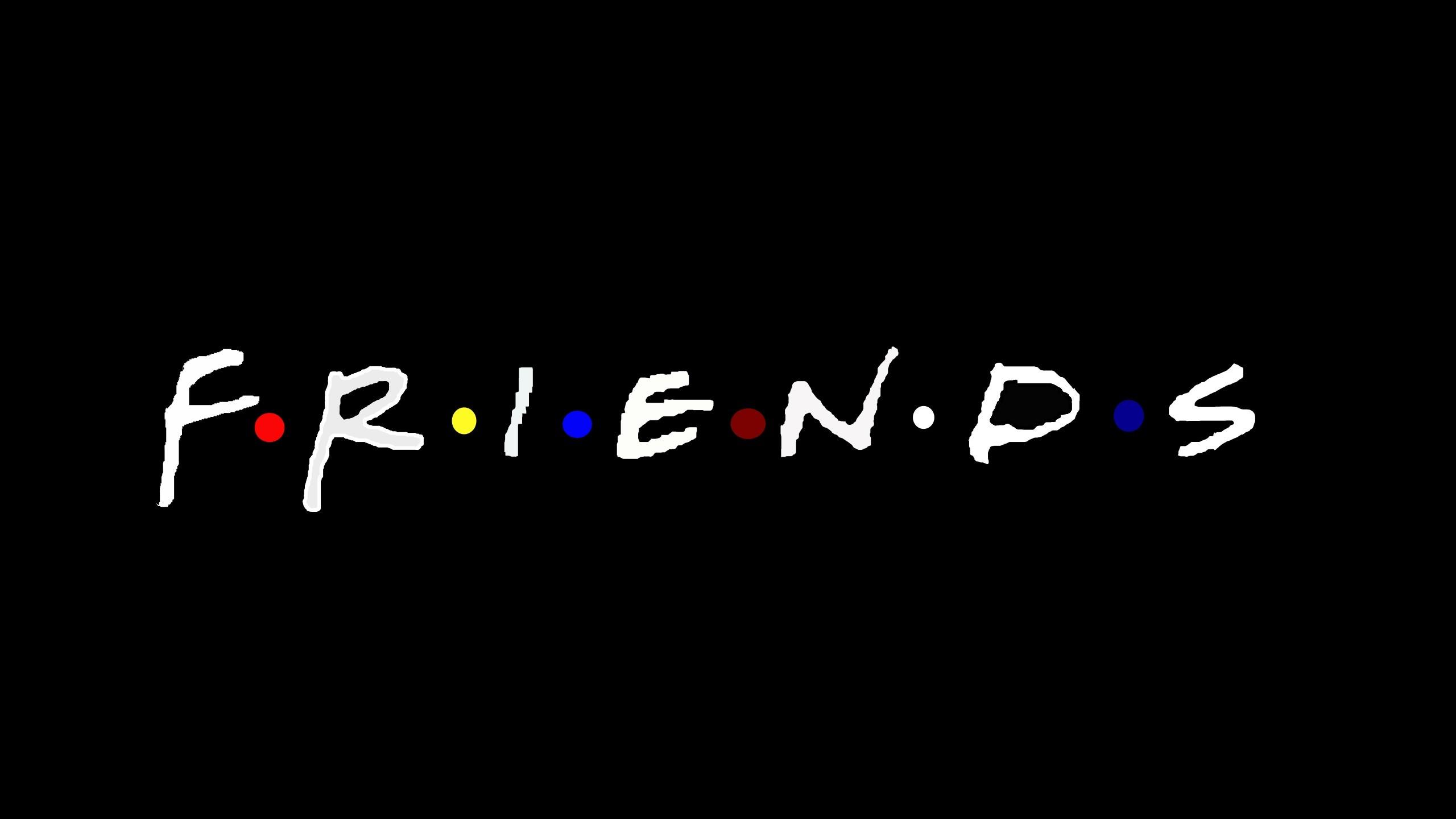 friends tv show logo wallpaper 71823
