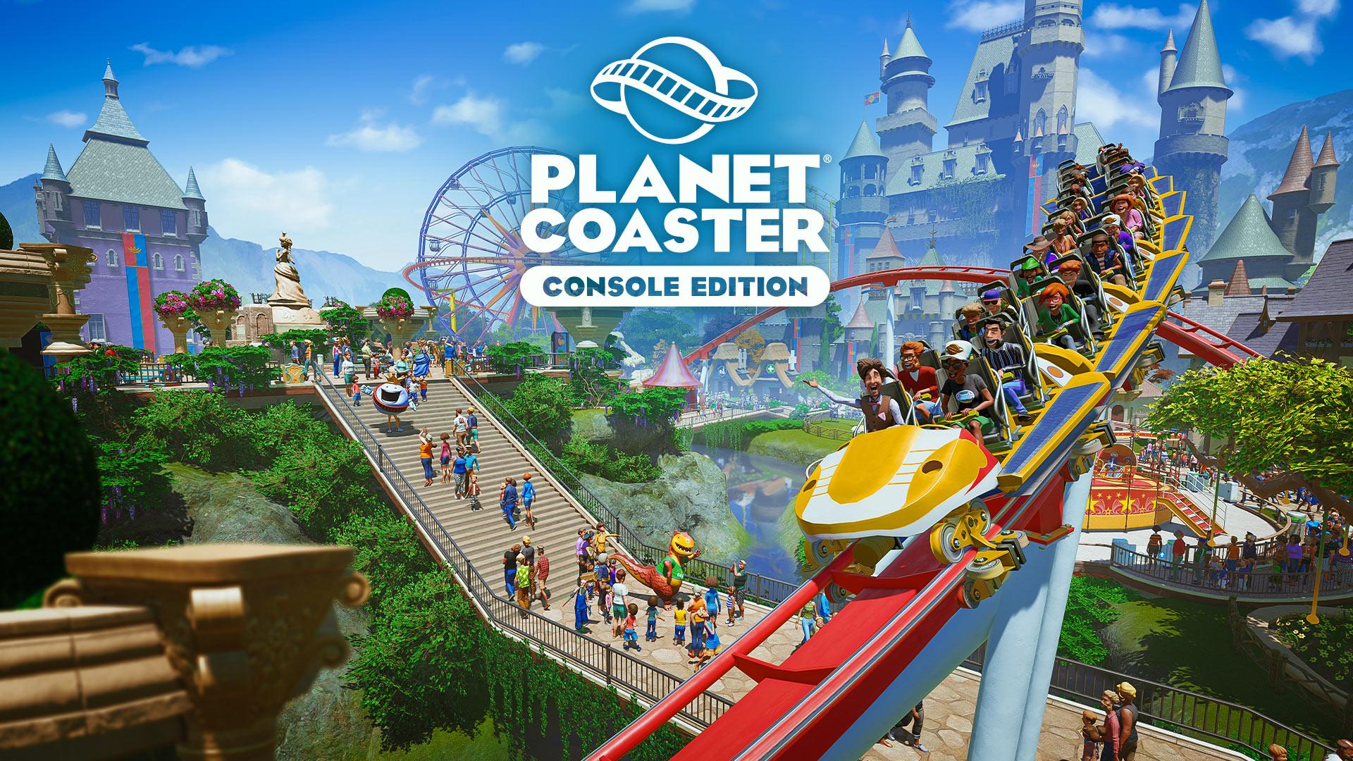 planet coaster console edition wallpaper 72239