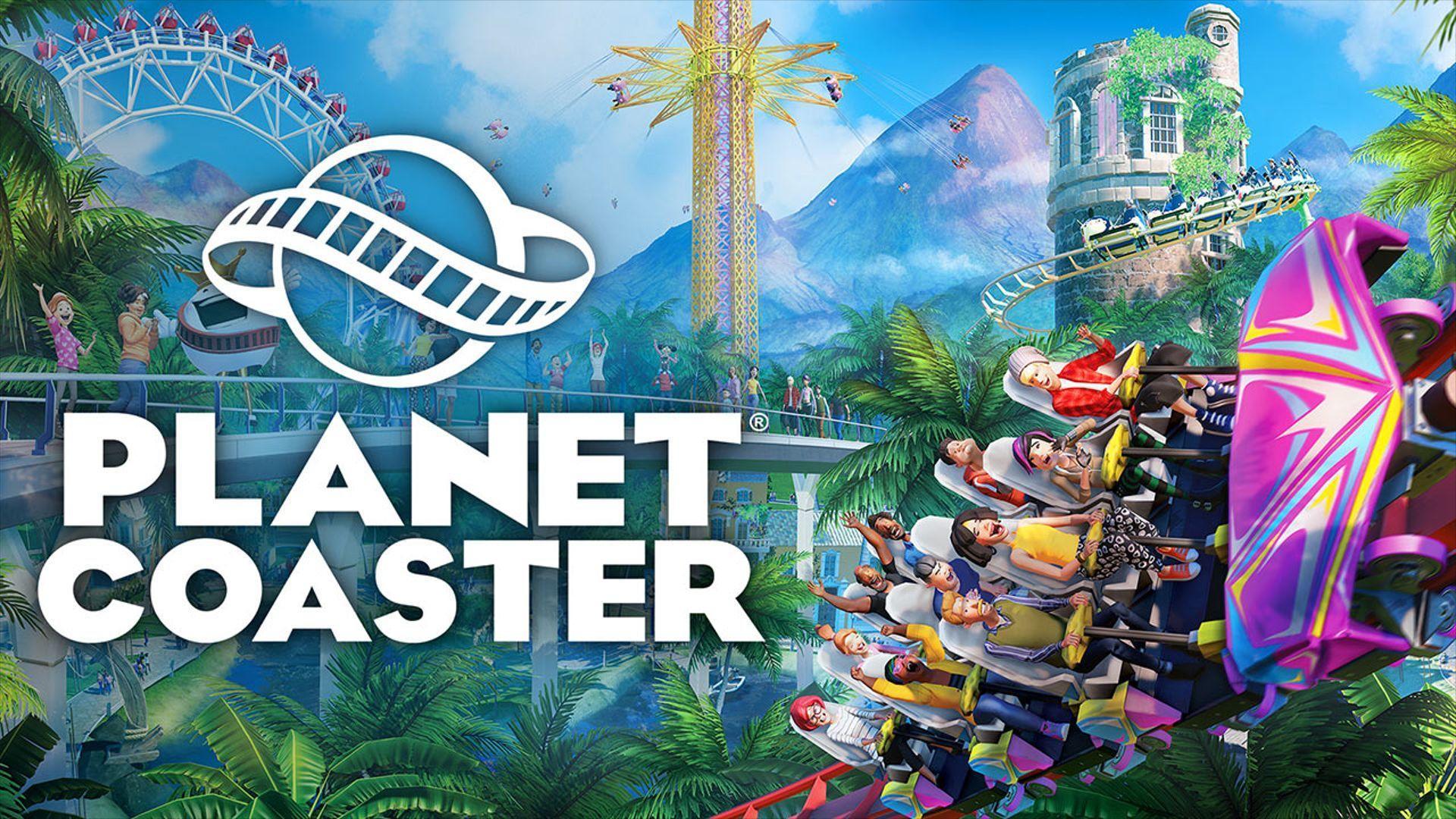 planet coaster wallpaper 72233