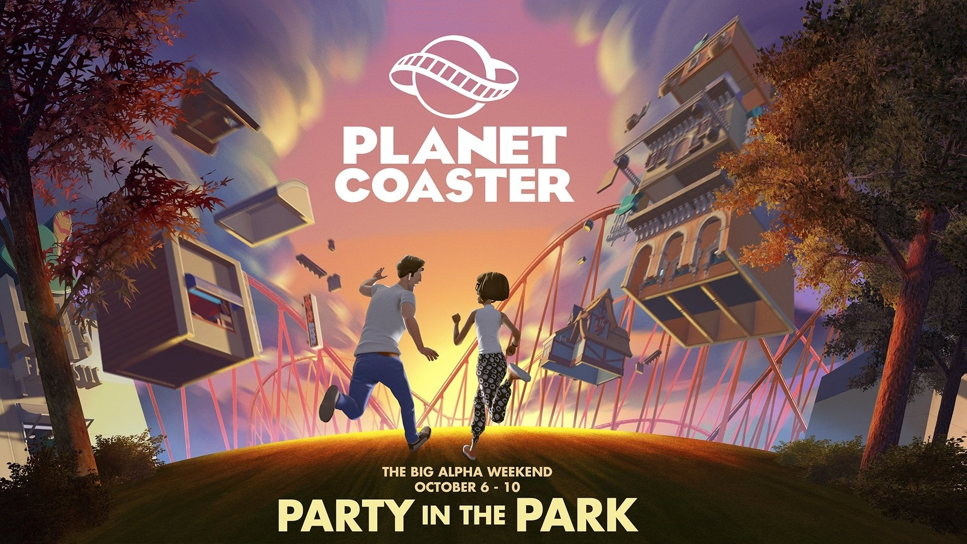 planet coaster wallpaper 72242