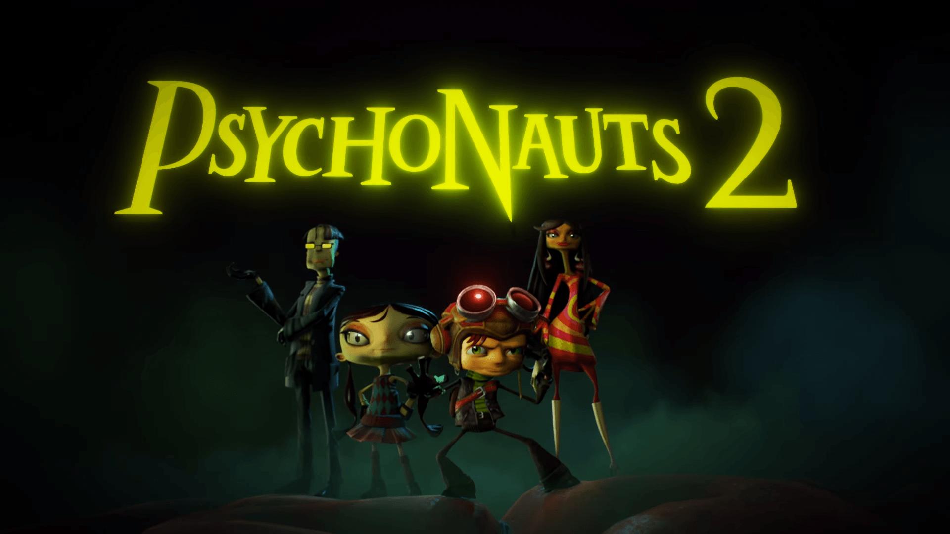 psychonauts 2 game wallpaper 72637