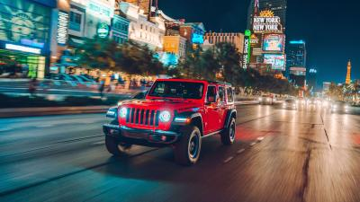 4K Jeep Wrangler Background Wallpaper 70597