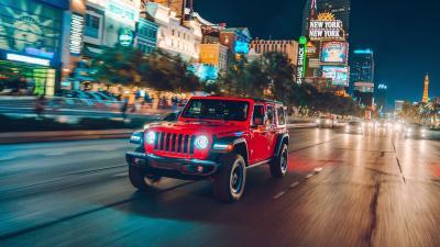 4K Jeep Wrangler Background Wallpaper 70597