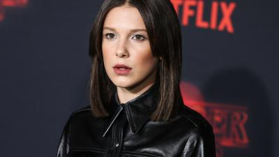 Actress Millie Bobby Brown Wallpaper 71713