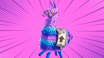 Fortnite Llama Computer Wallpaper 71671