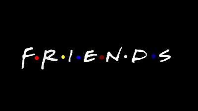 Friends TV Show Logo Wallpaper 71823