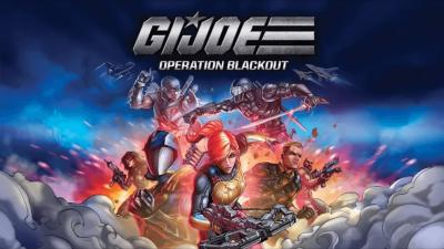 GI Joe Operation Blackout Video Game Wallpaper 71991