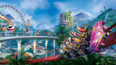 HD Planet Coaster Wallpaper 72240