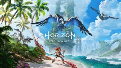 Horizon Forbidden West Video Game Wallpaper 72206