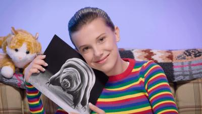 Millie Bobby Brown Computer Wallpaper 71704